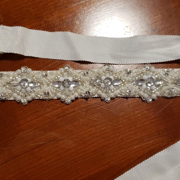 Davids Bridal Belt S1093 Nwt